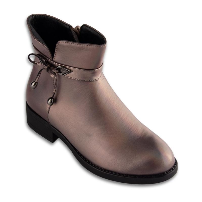 Ботинки 139-B630